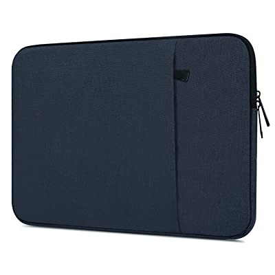 "11.6 inch Laptop Case Bag for MacBook Air 11.6 inch/MacBook 12""/Google Pixelbook 12.3 2017/Surface Pro 2017 12.3/Acer Asus Samsung Toshiba Lenovo HP Chromebook Protective Notebook Tablet Bag,Navy Blue"