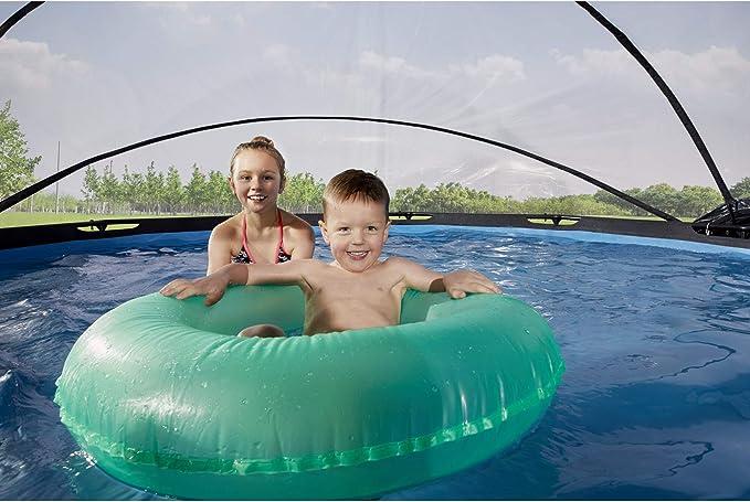 EXIT - Sonnendach für Pool - ø360cm: Amazon.es: Juguetes y juegos
