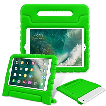 Amazon.com: Fintie iPad mini 1/2/3 Kiddie – Carcasa, Verde ...