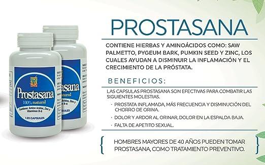 gotas homeopáticas para la prostatitis
