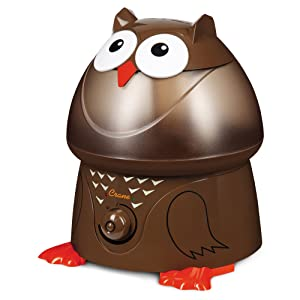 Crane USA Humidifiers - Owl Adorable Ultrasonic Cool Mist Humidifier