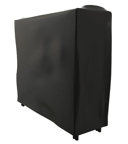 Amazon.com: Panacea, vinilo Log rack Cover, Black, Negro ...