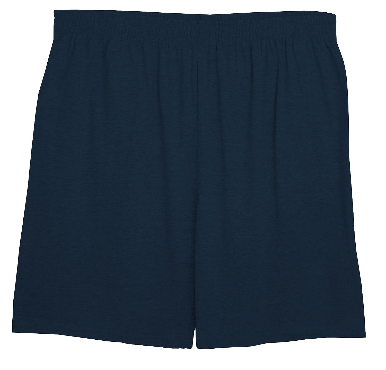 GreyStone Fully Elastic Waist Active Knit Shorts