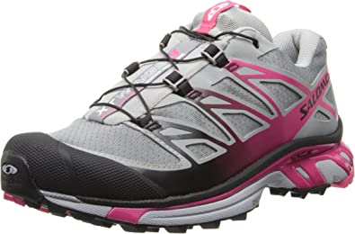 SALOMON XT Wings 3 Zapatilla de Trail Running Señora, Gris ...