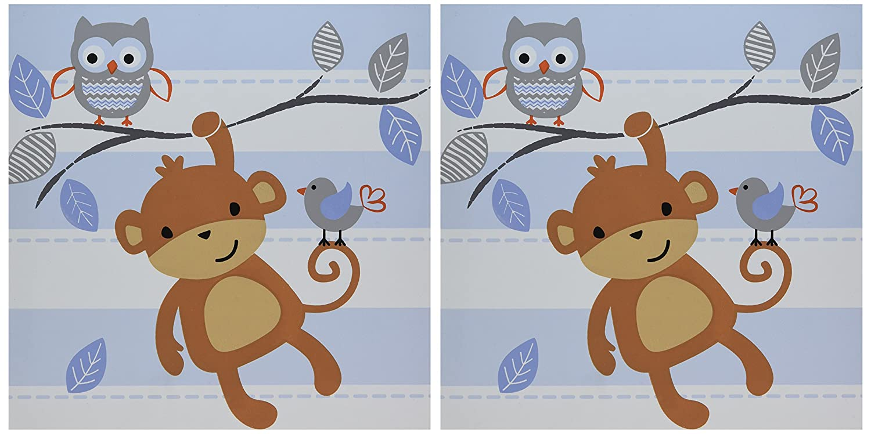 Mod monkey wall decor nursery prints baby room kids girl boy mod monkey wall decor nursery prints baby room amipublicfo Images