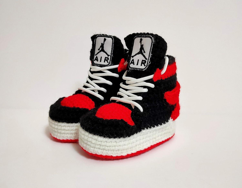 Amazon.com: Air Jordan Baby Crochet