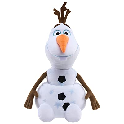 Disney Frozen 2 Large Plush Olaf: Toys & Games