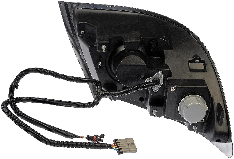 Dorman 888-5102 Driver Side Headlight Assembly For Select International Models