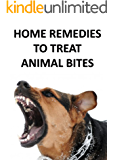 HOME REMEDIES TO TREAT ANIMAL BITES