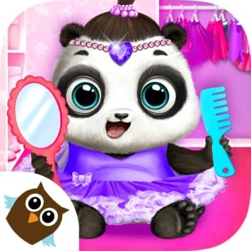 amazon com panda lu baby bear city pet babysitting and care
