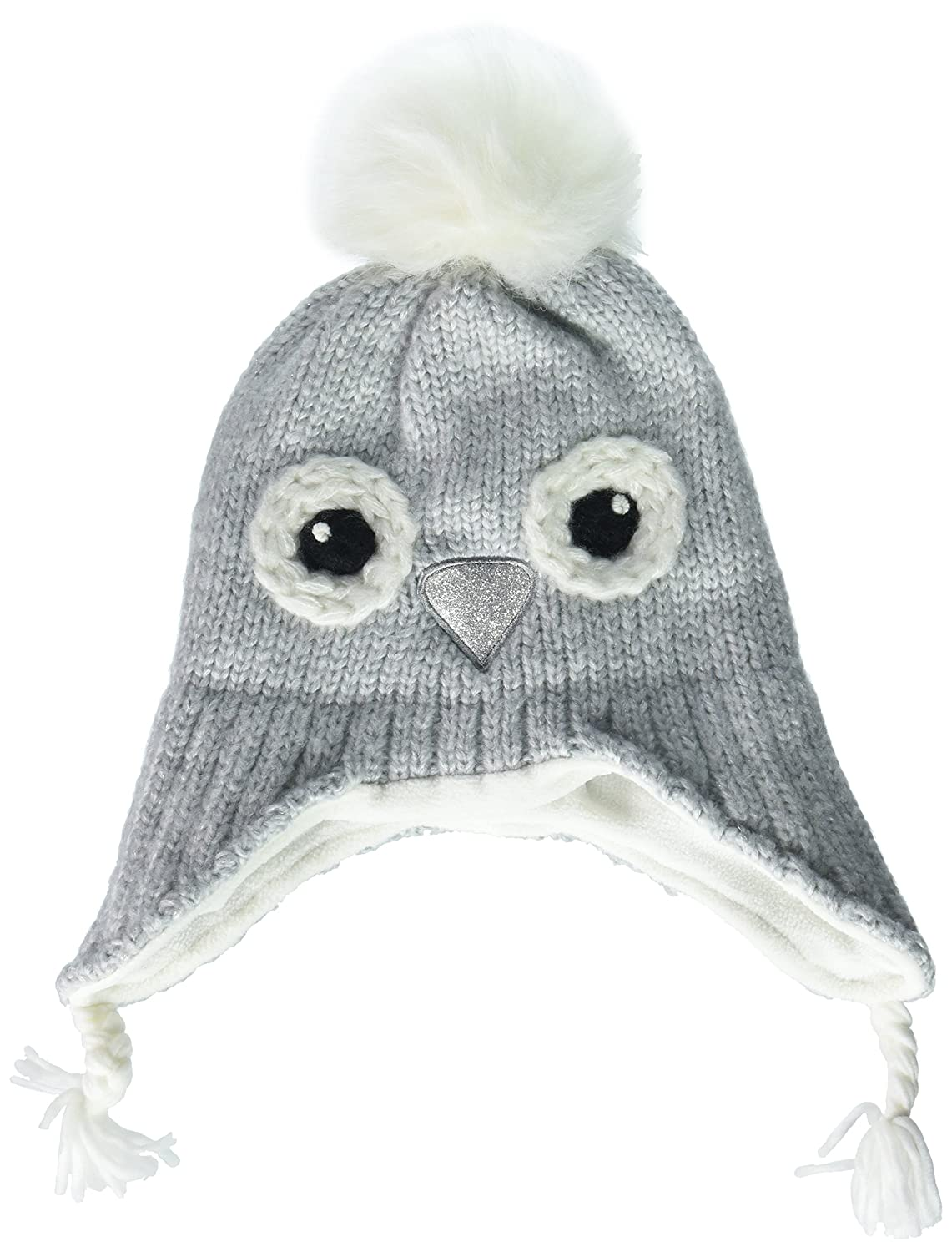 The Children's Place Girls' Toddler Critter Hat 2085744