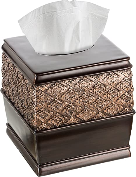 Creative Tisse Box Holder Countertop Tissue Box Home Office Living Room Bedroom