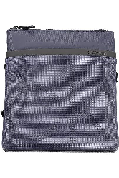 Calvin Klein POINT FLAT CROSSOVER NAVY K50K503877 443  Amazon.it  Scarpe e  borse b23b6b6cbe0