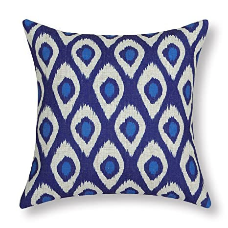 Amazon.com: Euphoria CaliTime funda de cojín Throw Pillow ...