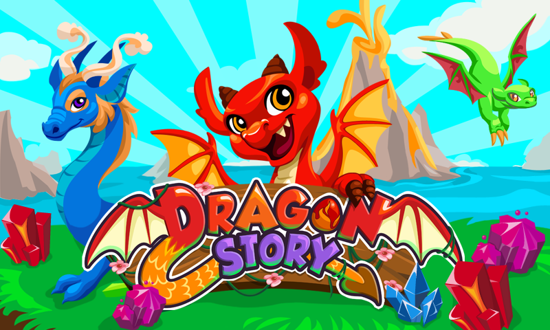Dragon Story Dragons
