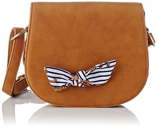 Lollipops Balou Handbag, Womens Shoulder Bag, Beige (Tan), 9x21x21 cm (W x H L) Lollipops