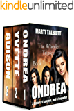 The Wheeler Triplets Box Set: 3 Sisters, 4 Lawyers, and a Reporter