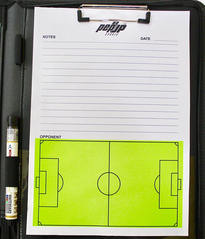 1719801/magn/étique Coach Tactic Board fichier Pepup Pmtff-110