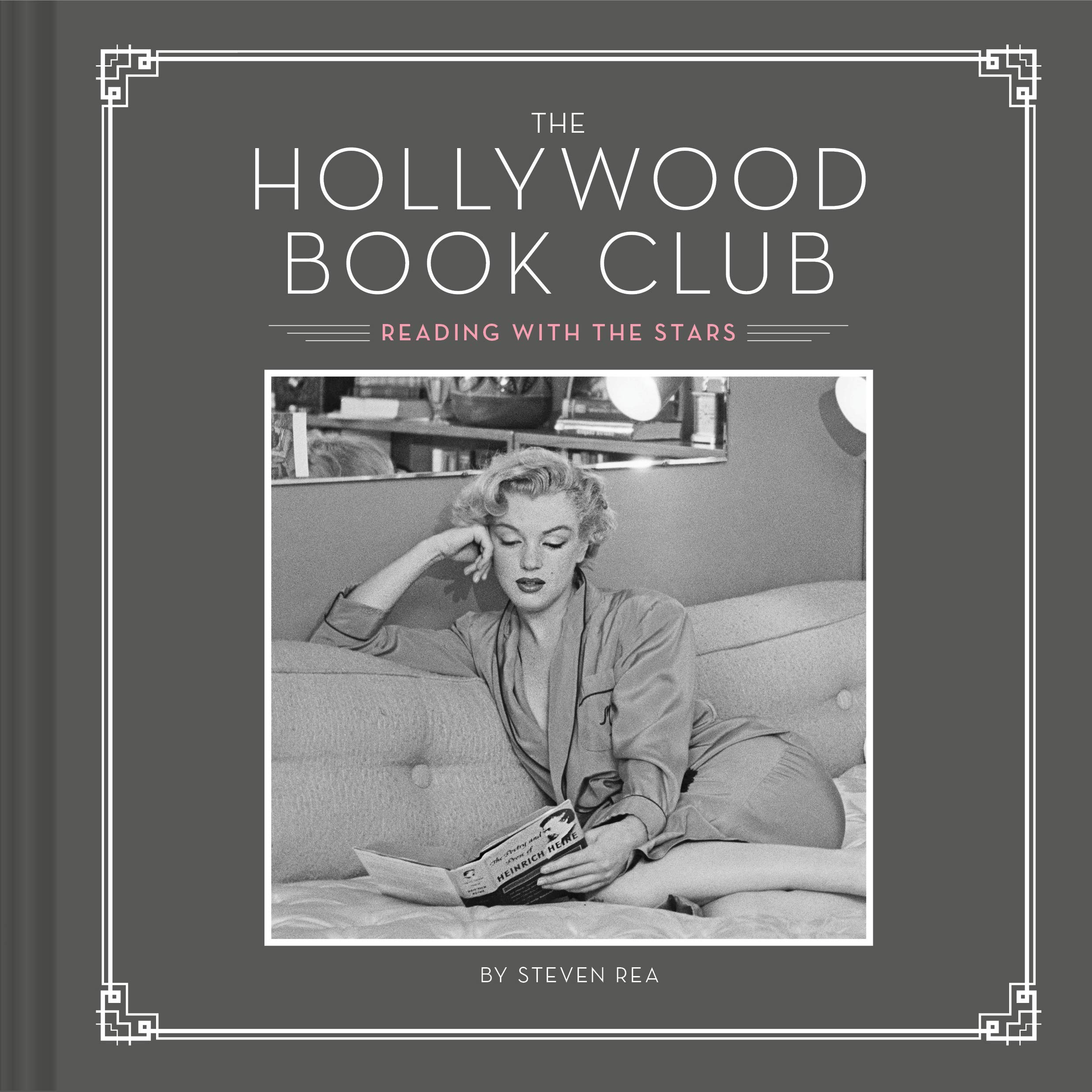 The Hollywood Book Club Portrait Photography Books Coffee Table
