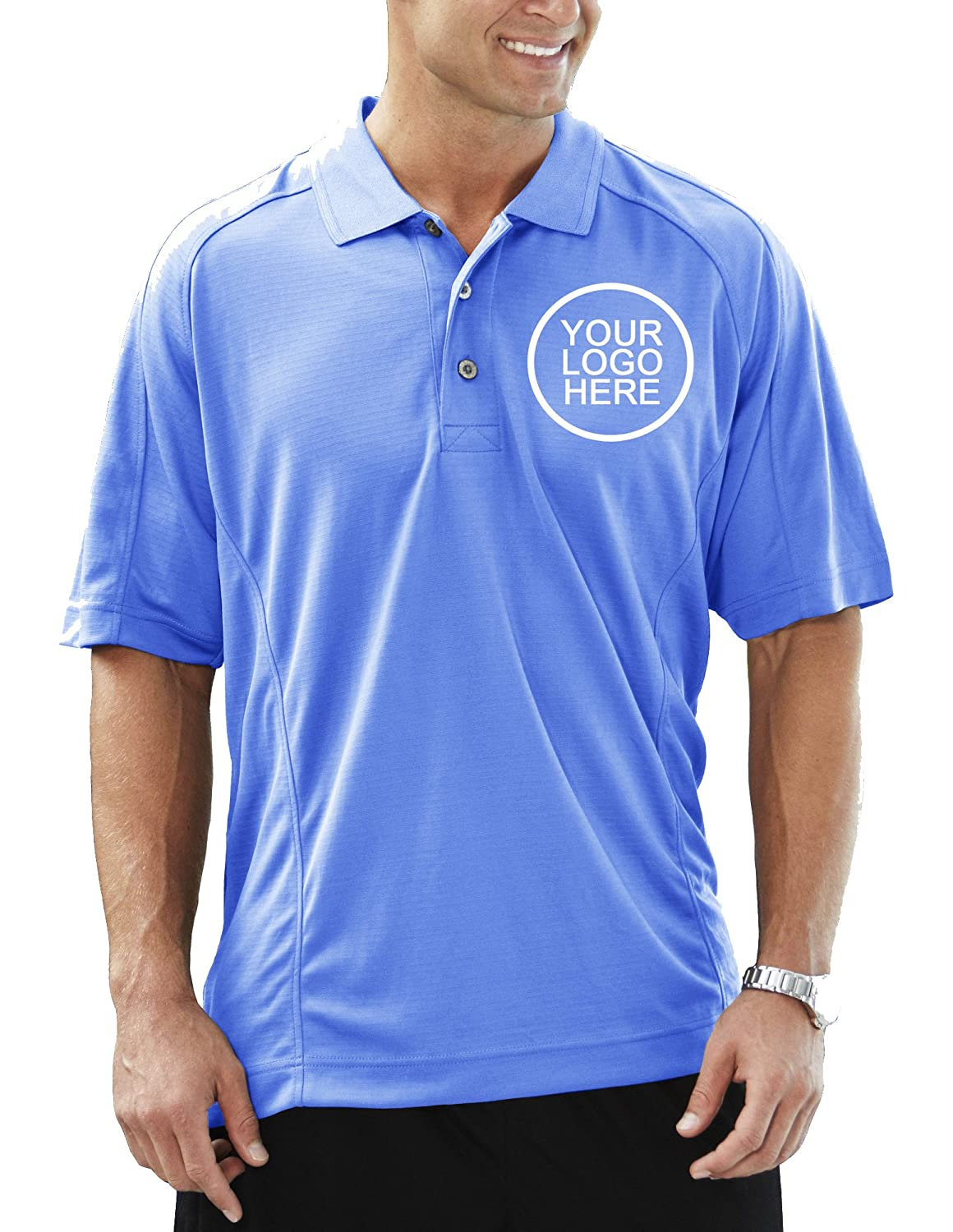 Amazon Pro Celebrity Empire Polo Shirt With Custom School Team