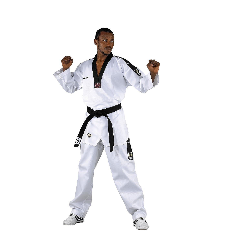KWON Dobok TKD Anzug Grand Victory - Traje de artes marciales (talla mediana)