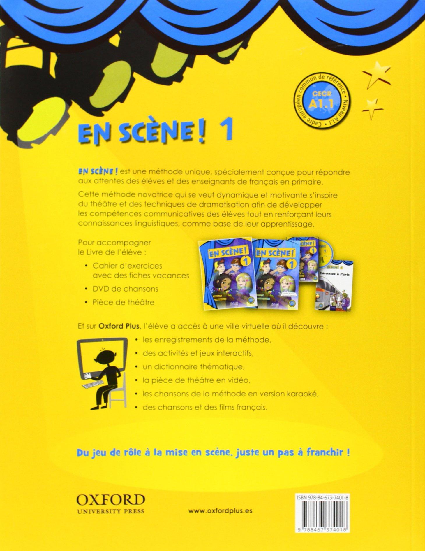 En Scene 5ºprim La/Obra: Catherine Favret;Julien Latournerie:  9788467383645: Amazon.com: Books