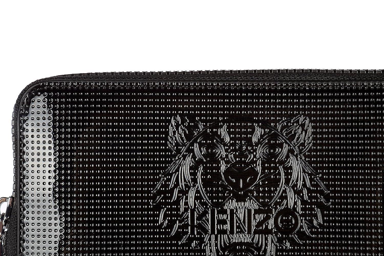 Kenzo portefeuille porte-monnaie femme deux plis noir  Amazon.fr  Vêtements  et accessoires 453c74f4441