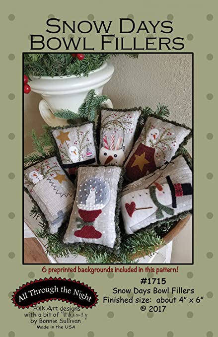 ~Crochet Snow Folk Pattern Book~
