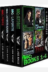 MC: Boxed Set 1-4 Kindle Edition