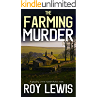 THE FARMING MURDER a gripping crime mystery full of twists (Eric Ward Mystery Book 2) (English Edition)