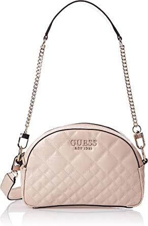 Guess Womens Cross-Body Handbag, Nude - SG766669