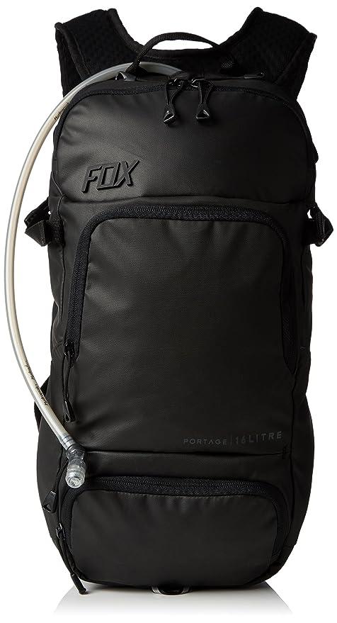 ace85041d09a Amazon.com : Fox Head Portage Hydration Pack, Black, One Size ...