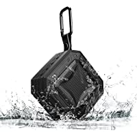 Techvilla Vigor 2 IPX7 5W Waterproof Outdoor Bluetooth Speakers