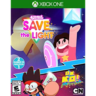 Steven Universe: Save The Light & OK K.O.! Let's Play Heroes - Xbox One