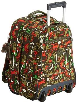 Kipling CLAS Soobin L Mochila Grande, 49 cm, 28 litros, Monkey Frnds Kh: Amazon.es: Equipaje