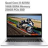 """2019 HP Elitebook 840 G5 14"""" IPS Full HD FHD (1920x1080) Business Laptop (Intel Core i5-8250U, 16GB DDR4 RAM, 256GB PCIe…"""
