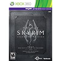Skyrim - Legendary Edition - Xbox 360