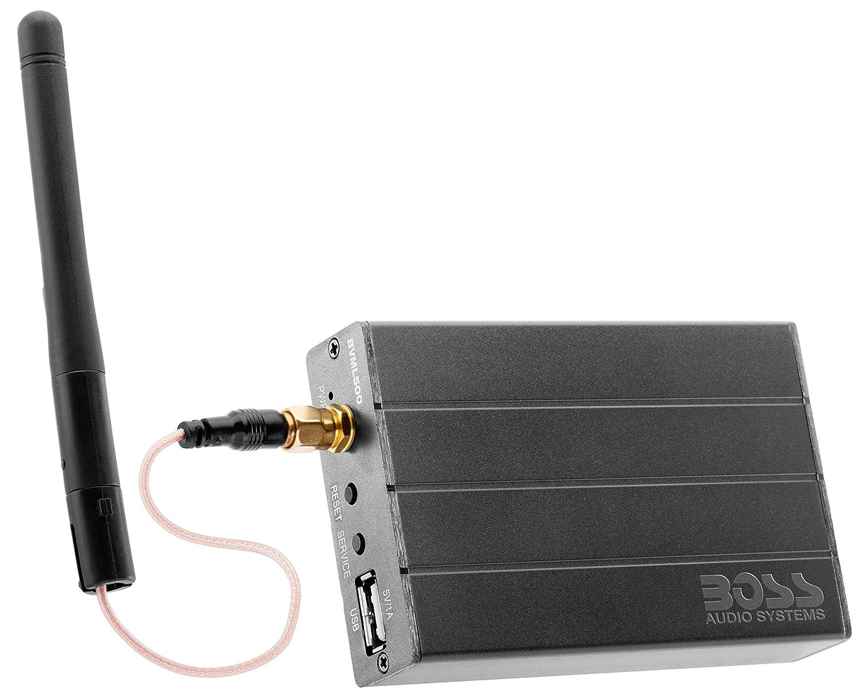 Boss Audio Bvml500 Universal Car A V Air B Link Bv9364b Wiring Harness Wireless Screen Mirroring Electronics