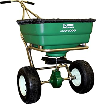 Andersons Push Grass Seed Spreader