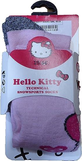 Hello Kitty Calcetines Socks Girl Tech Rosa (27-30)
