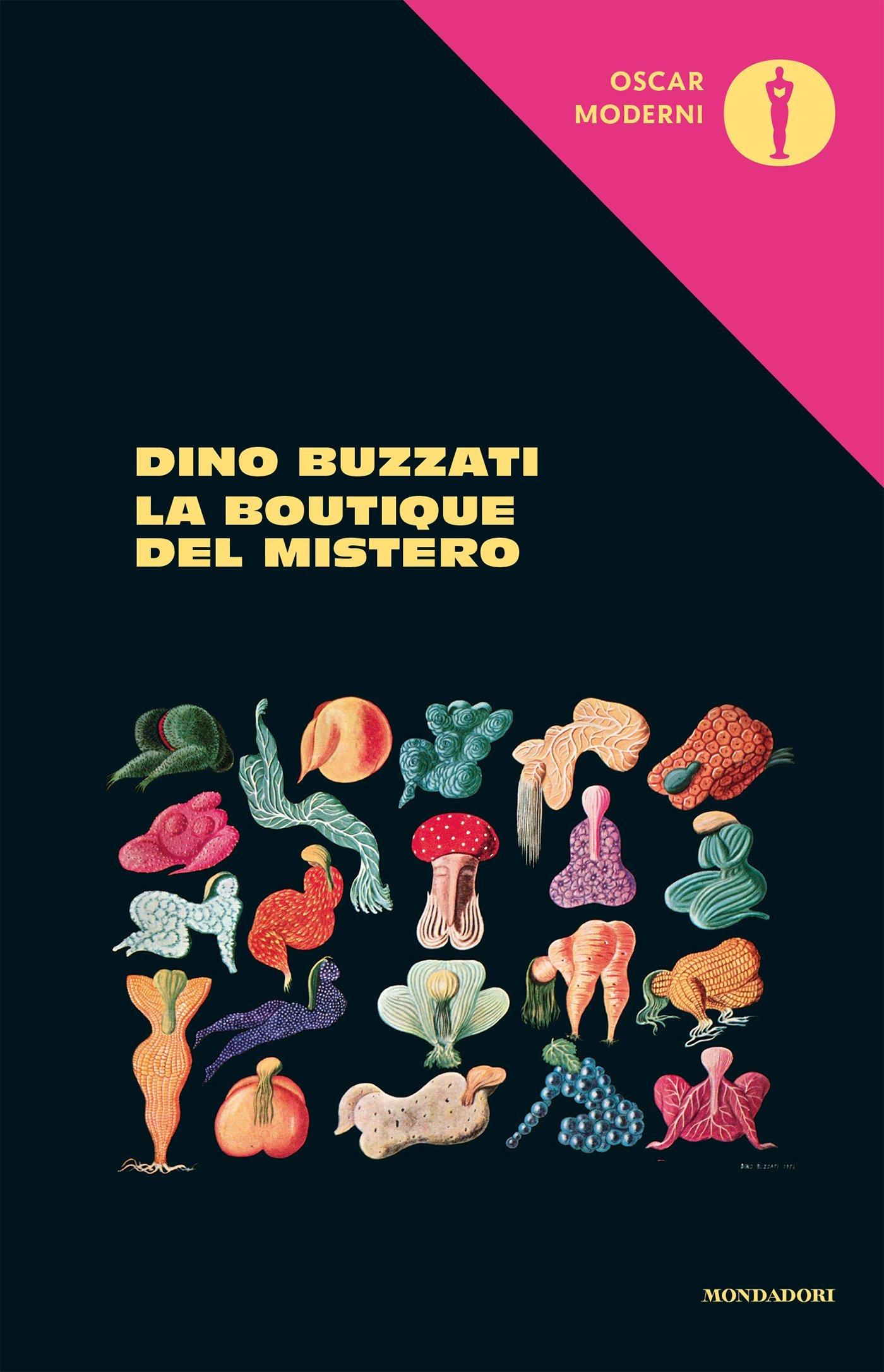 La boutique del mistero Copertina flessibile – 23 mag 2016 Dino Buzzati Mondadori 8804668083 Classics