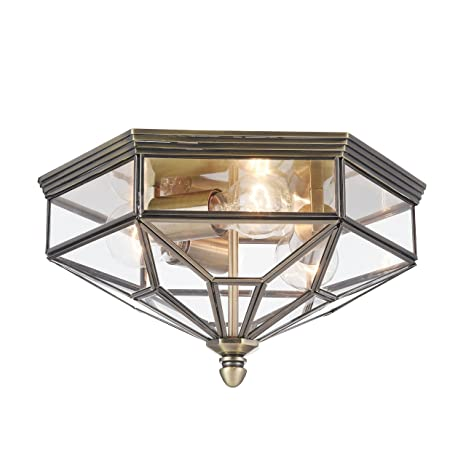 Moderna Lámpara de techo, Luz Urban estilo, metal en color ...