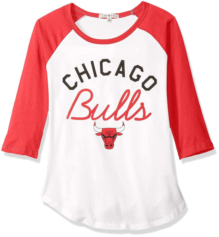 NBA Women 's All AmericanラグランTシャツ M ホワイト   B01LYBSST8