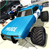Super Police Truck Offroad Monster Extreme Driving