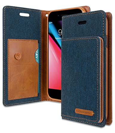 Amazon.com: iPhone 8/iPhone 7 Funda portafolios con regalo 7 ...