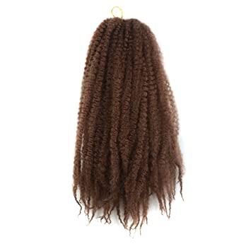 Caterpillar Afro rizado peluca rizada peluca trenzas y la cabeza mullida , 4#