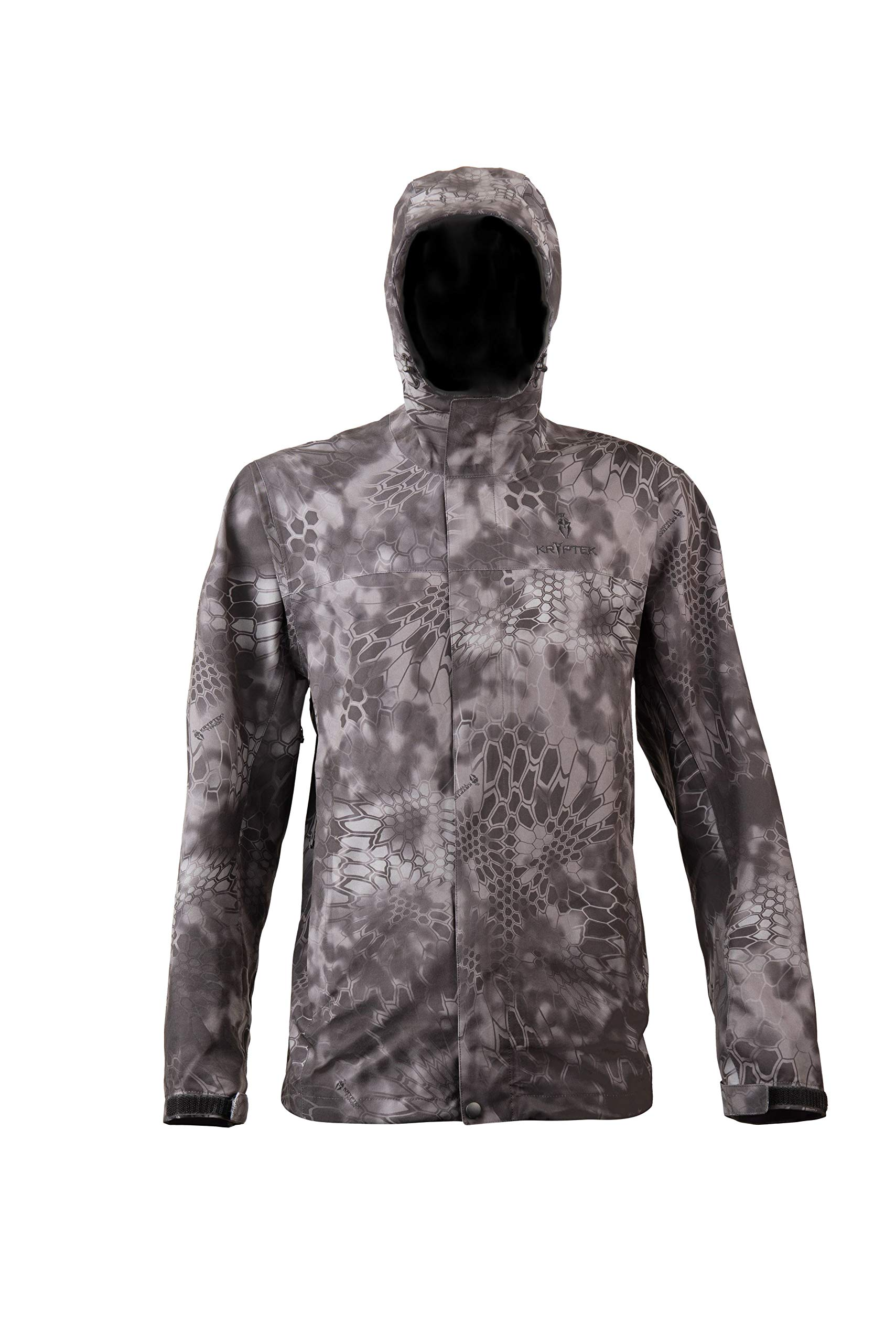 Kryptek Jupiter Camo Rain Jacket (Rain Gear Collection), Typhon, 2XL by Kryptek