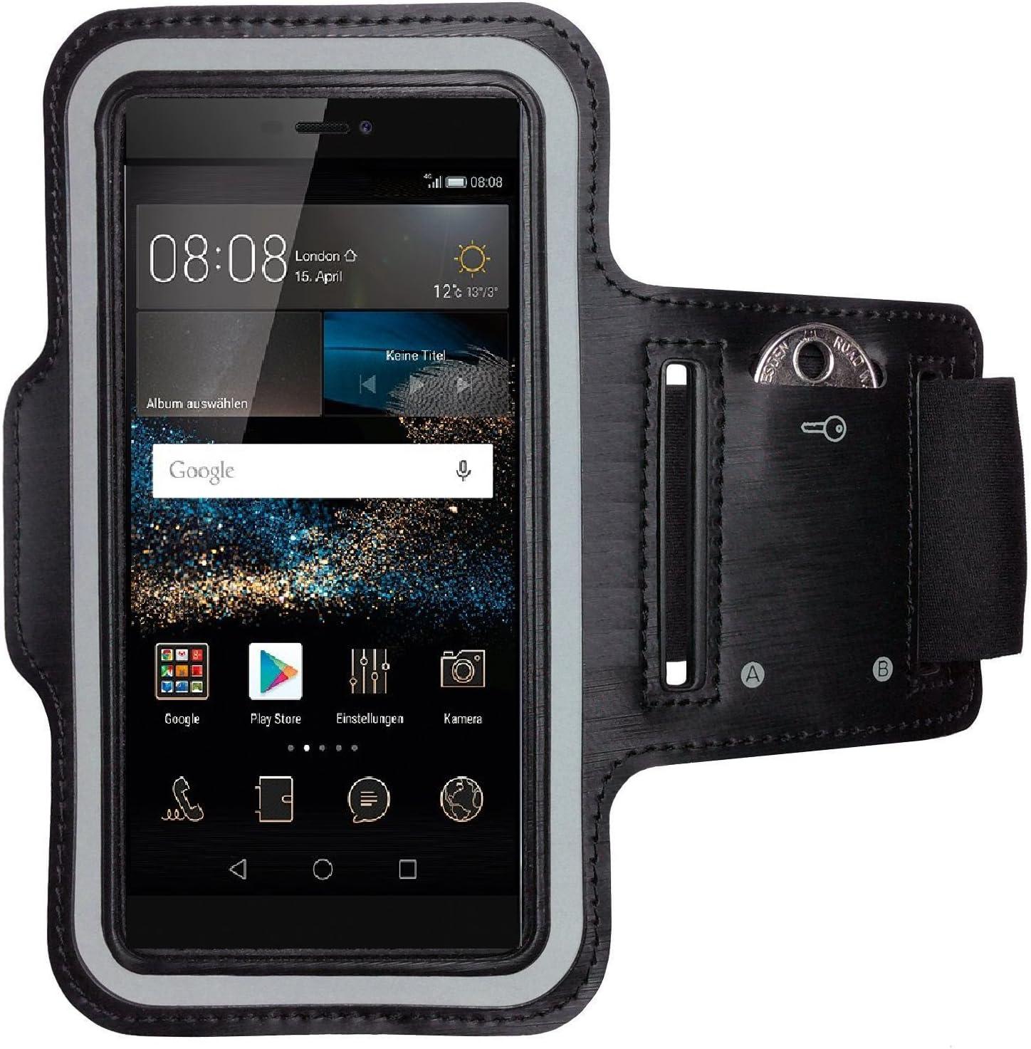 Coverkingz Sportarmband Für Huawei P8 Armtasche Mit Elektronik