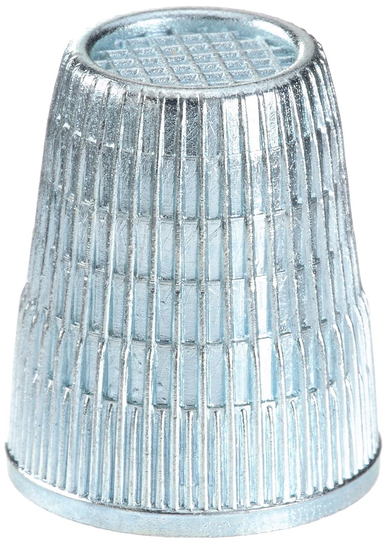 Ditale con spigolo cromato, 18 mm, zinco, argentato PRYM PRYM_431864-1
