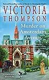 Murder on Amsterdam Avenue : A Gaslight Mystery (Gaslight Mysteries)